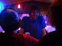 Bartender...creepy little bartender