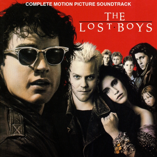 Lost Boys Complete Front