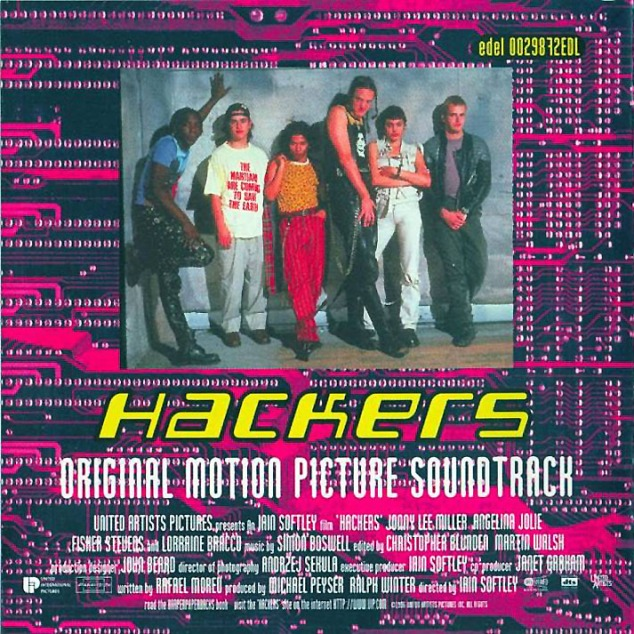 Soundtrack Throwback – Hackers (1995) | The Pennington